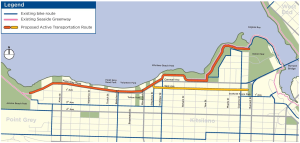 York Bikeway and Seaside Greenway - City of Van